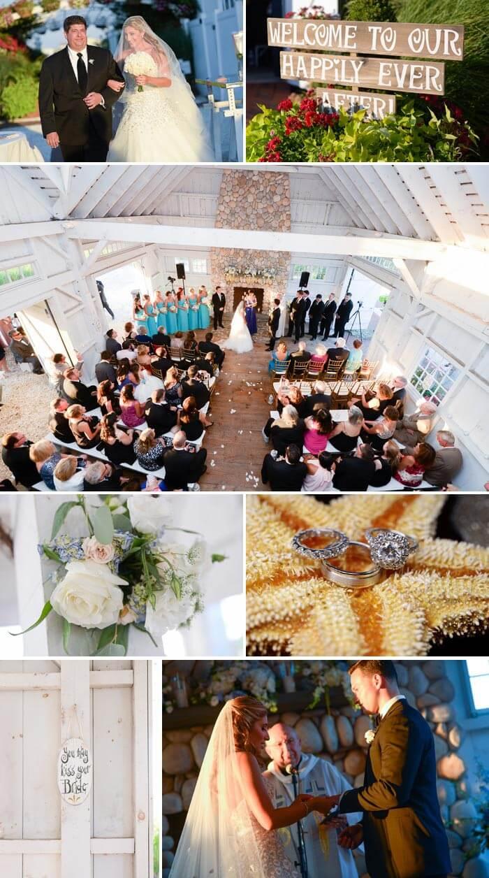 Maritime Hochzeit Trauung