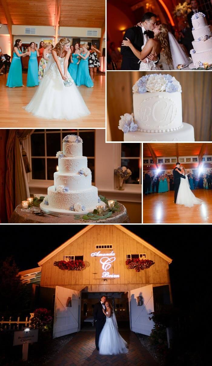 Maritime Hochzeitsfeier