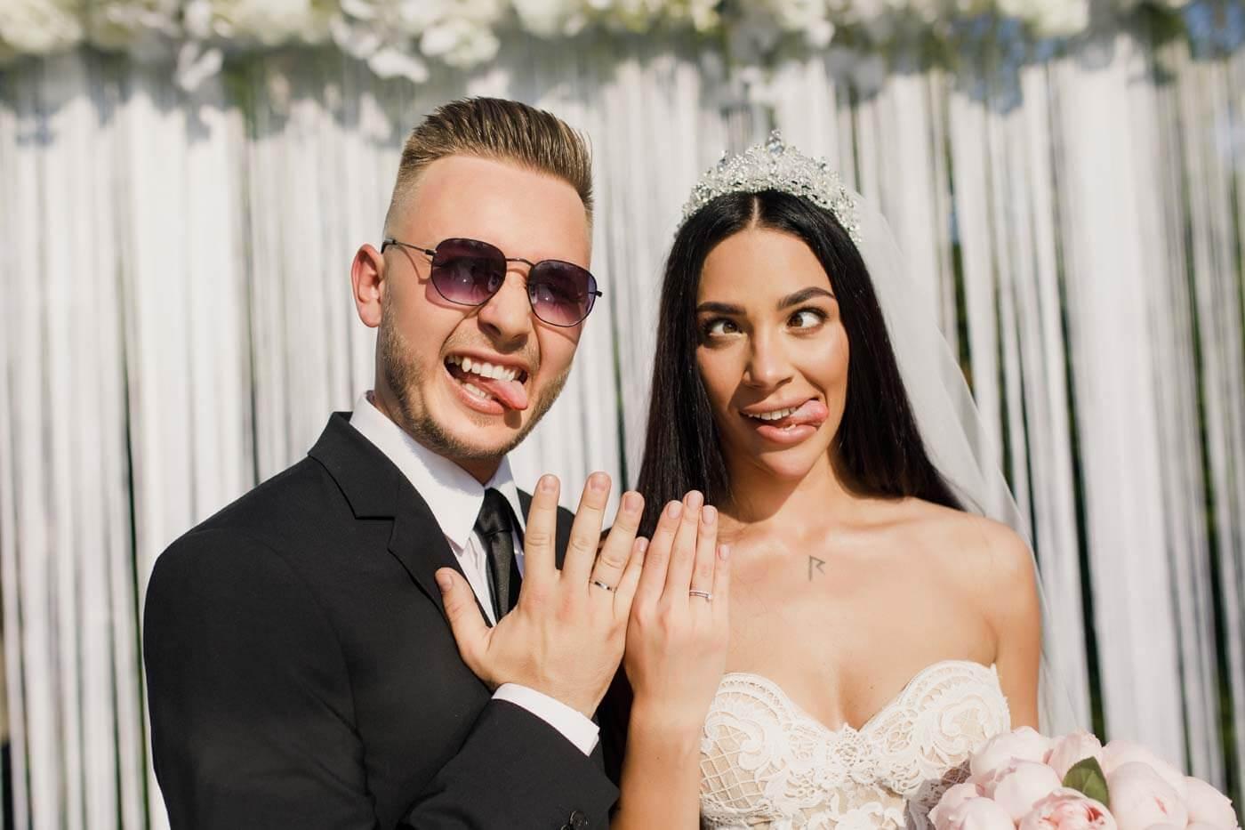 Hochzeitsfotos Posen