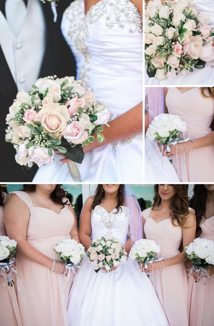 Prinzessin Hochzeitskleid
