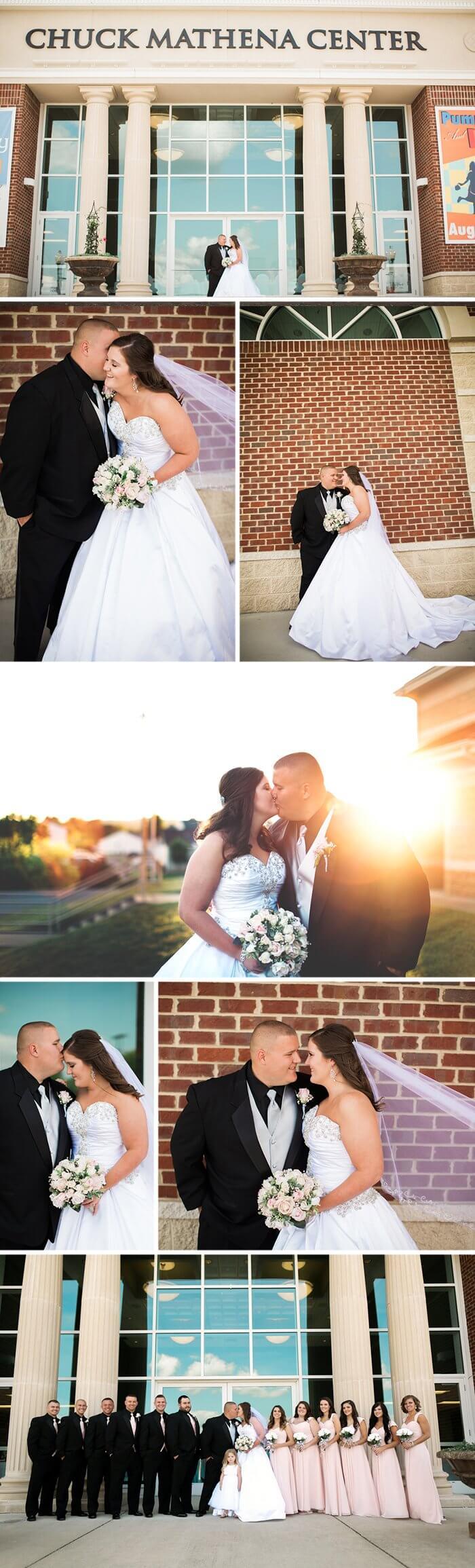 Prinzessinen Hochzeitskleider