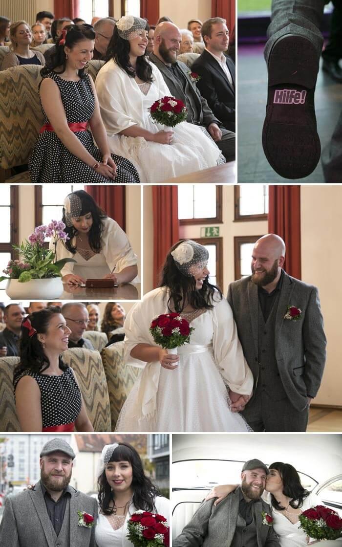Hochzeit Rockabilly