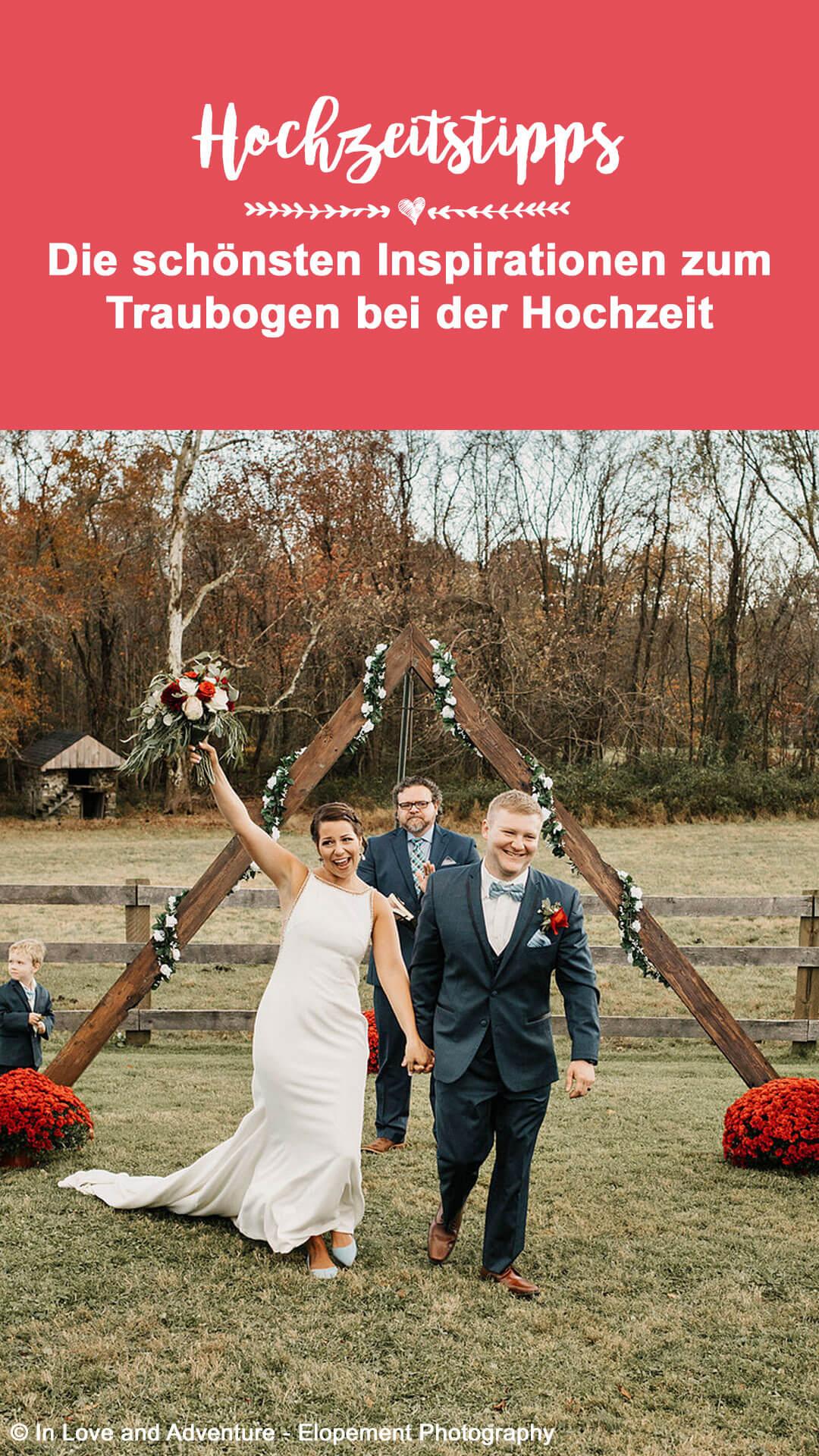 Hochzeit Torbogen