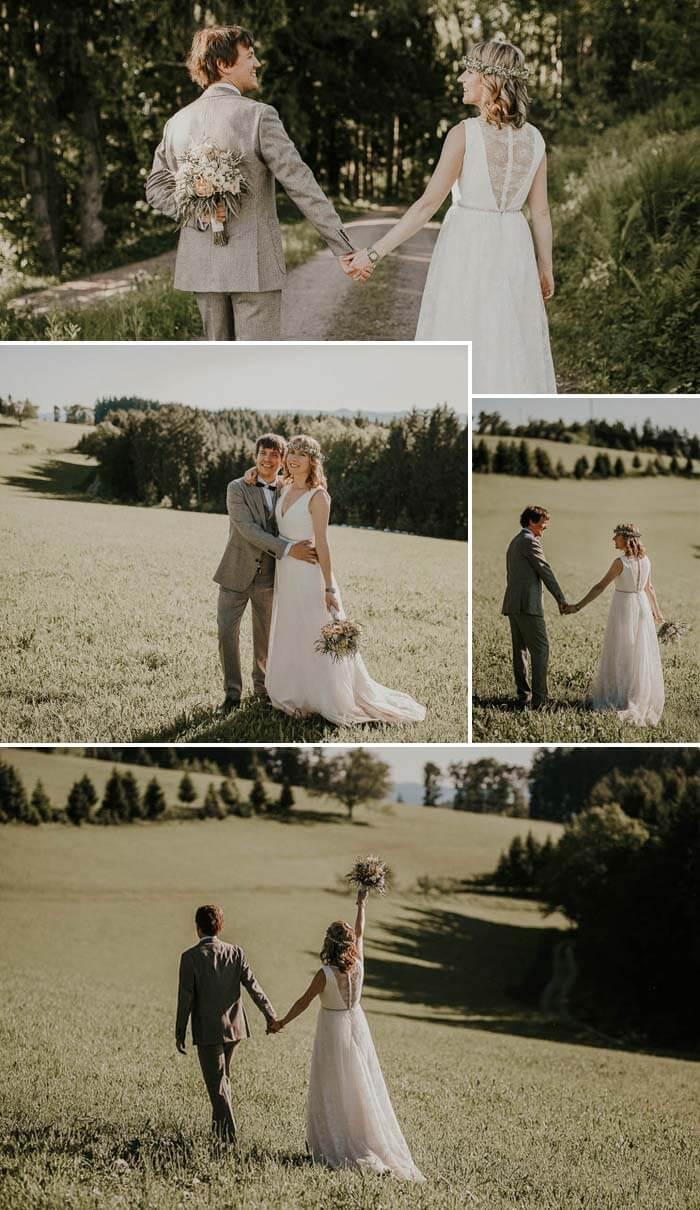 Im Schwarzwald heiraten