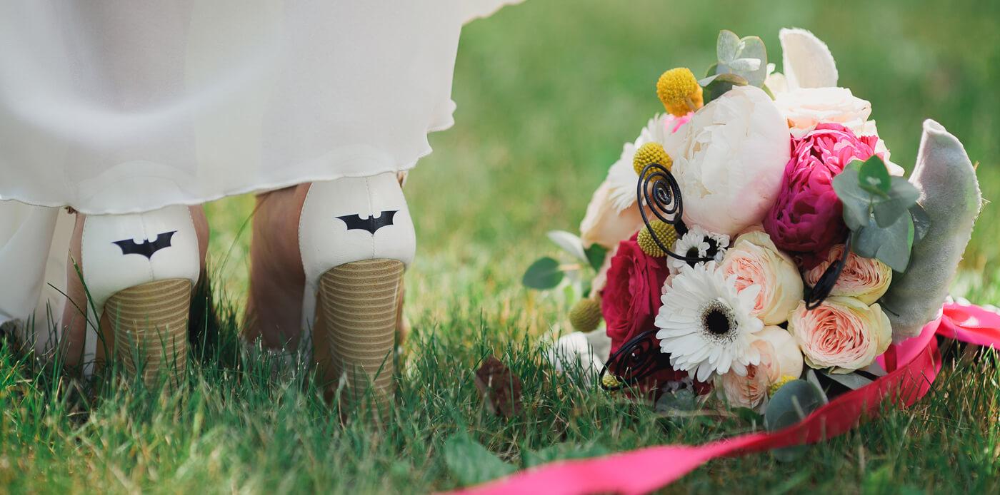 Batman Hochzeit