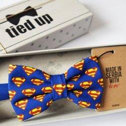 Superhelden Krawatte