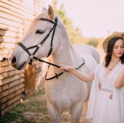 Hochzeit Western Stil