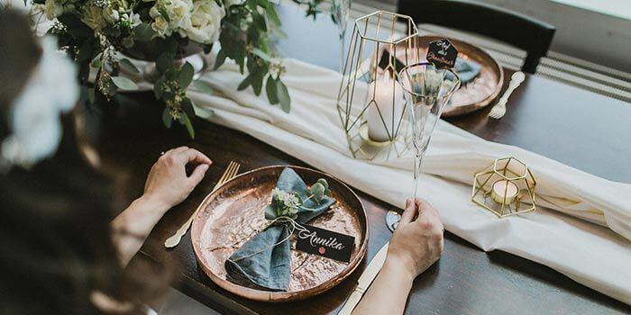 Hochzeit im September