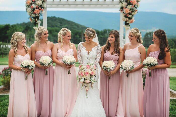Rosen Hochzeit