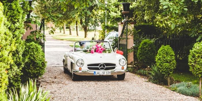 Englische Hochzeit