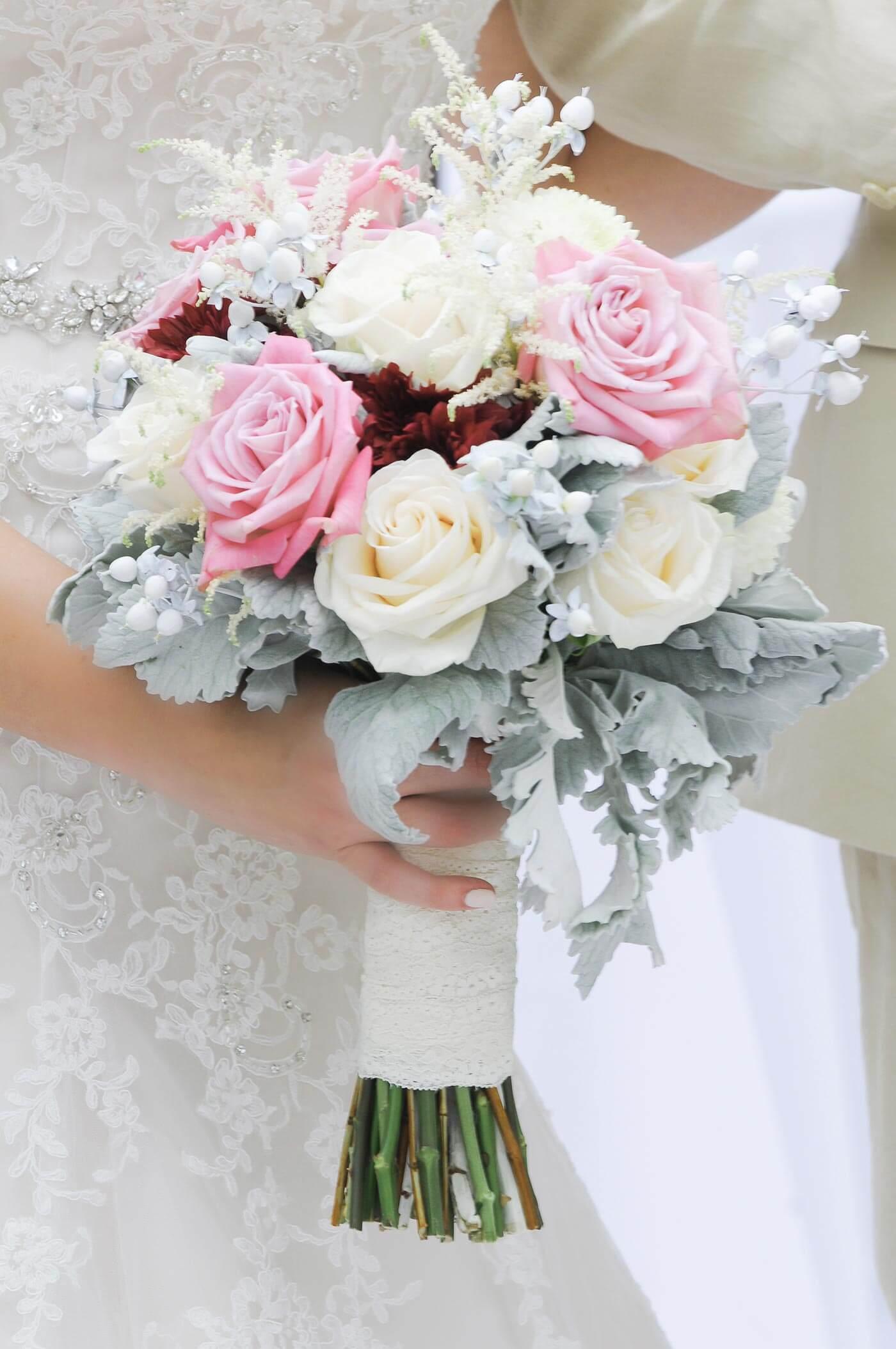 Brautstrauß Januar