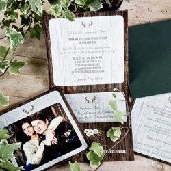 Pocketfold Hochzeit