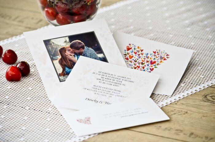 Witzige Hochzeitseinladungen