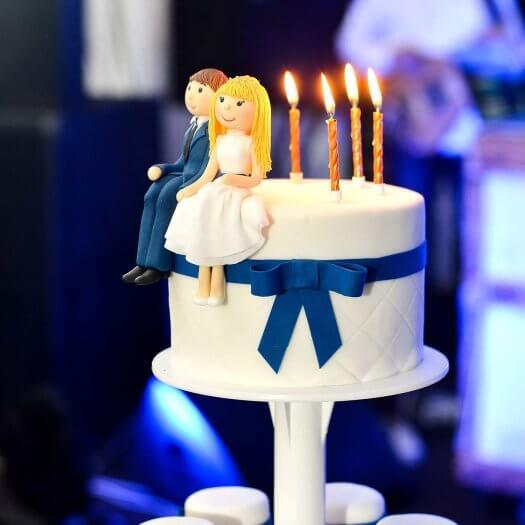 Hochzeitsfiguren Torte | Bildergalerie mit vielen schönen