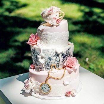 Hochzeitstorte Märchen