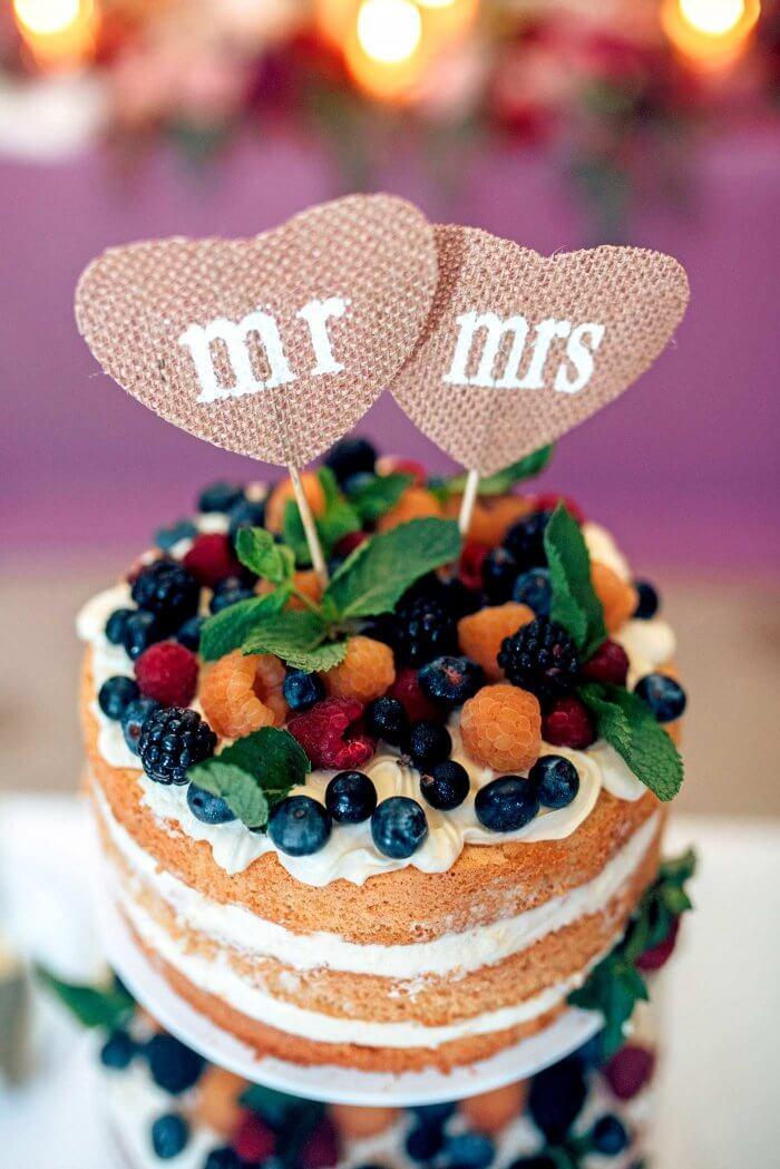 Hochzeitstorte Topper