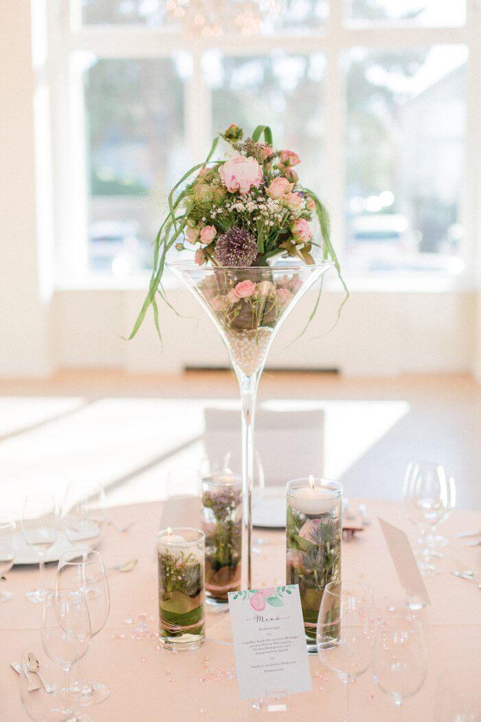 Hochzeitstischdeko Ideen