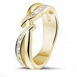 Hochzeitsring Diamant