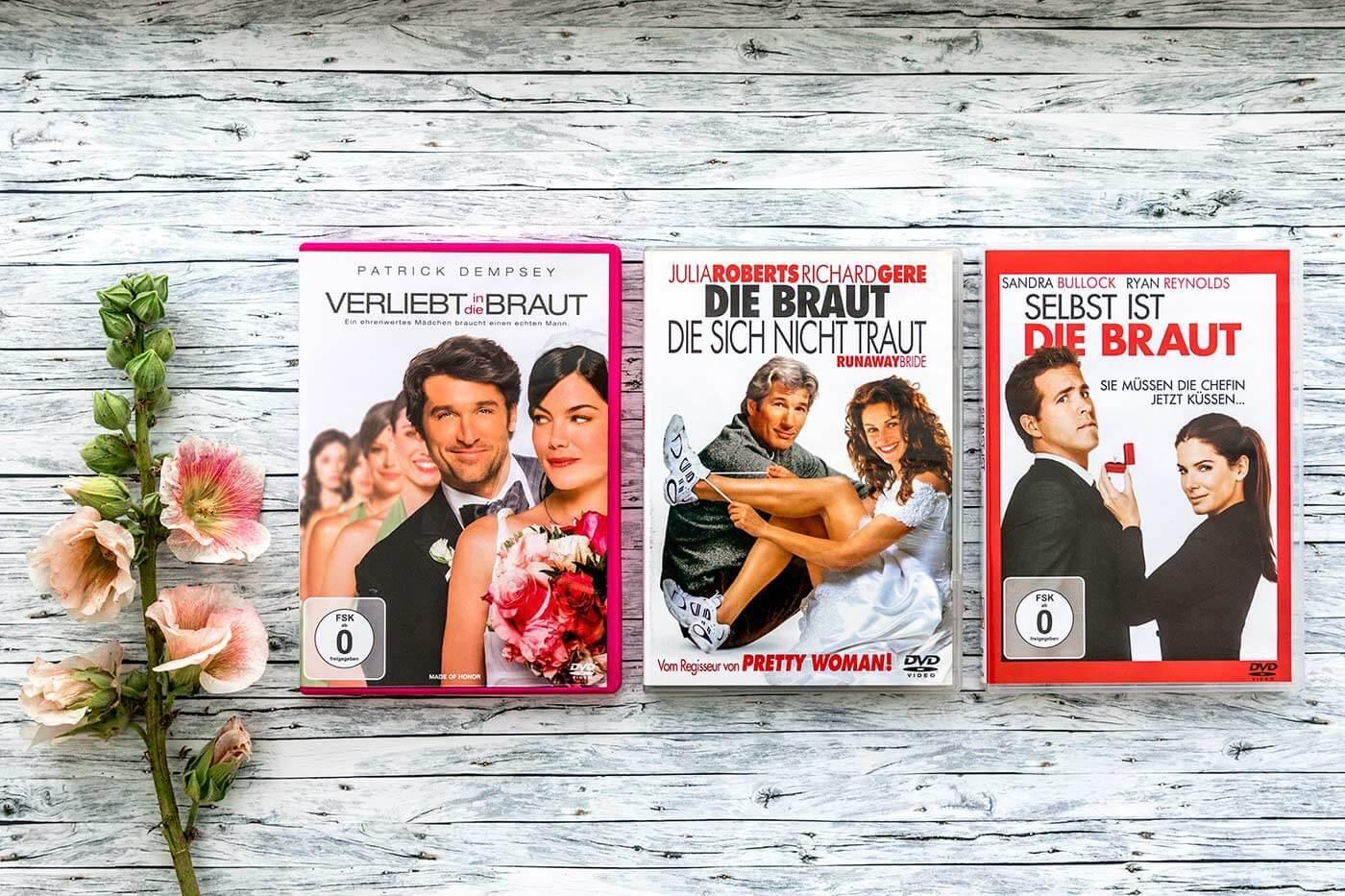 Filme über Hochzeit