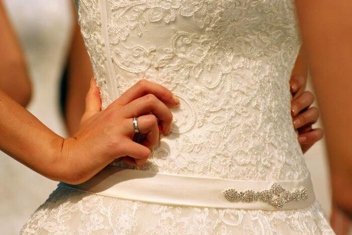 Brautgürtel Mode de Pol
