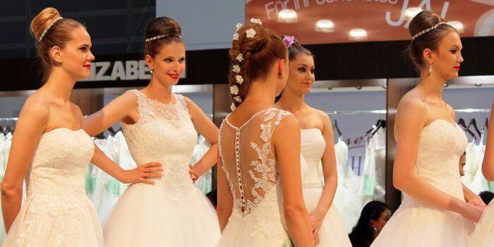Brautkleider und Hochzeitskleider 2017 von Mode de Pol