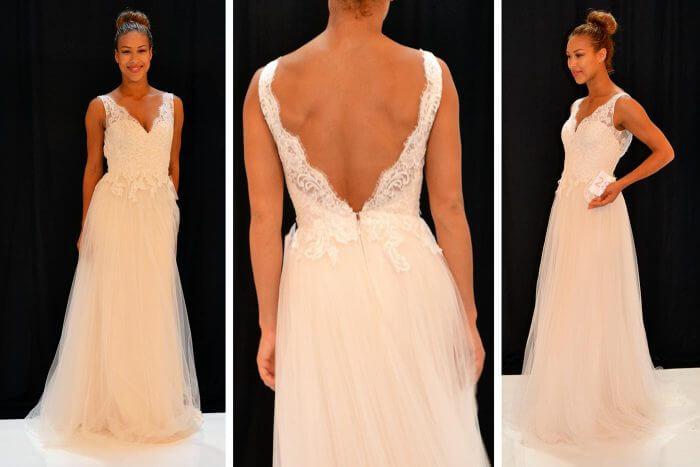 Brautkleider mit Träger, Marke Enzoani