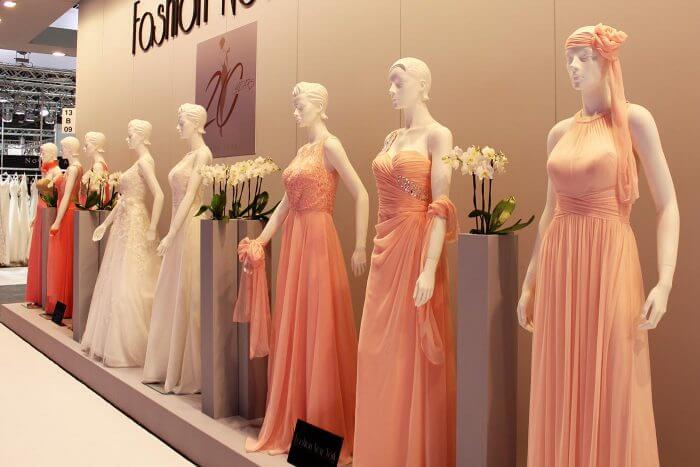 Hochzeitskleider für Standesamt, Marke Fashion New York