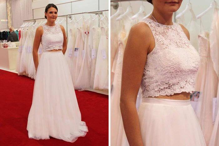 Boho Hochzeitskleid 2018 Kleemeier
