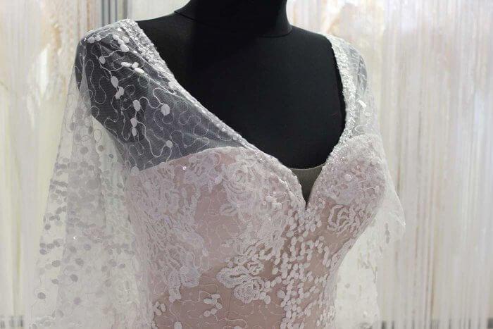 Hochzeitskleider 2018 Monica Loretti
