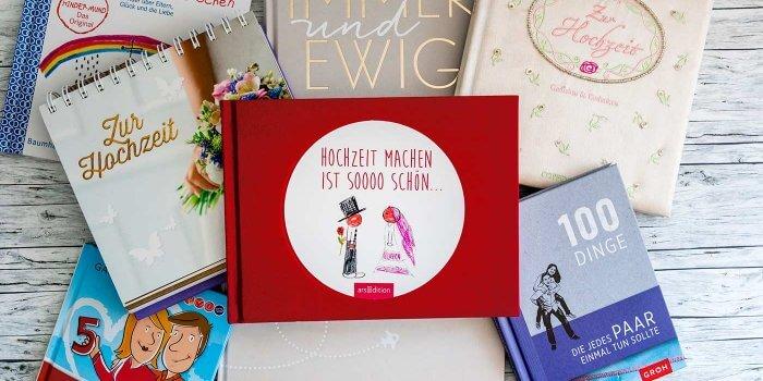 Bücher zur Hochzeit
