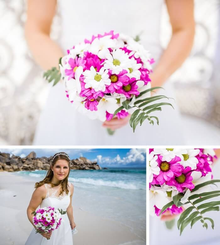 Strandhochzeit Seychellen