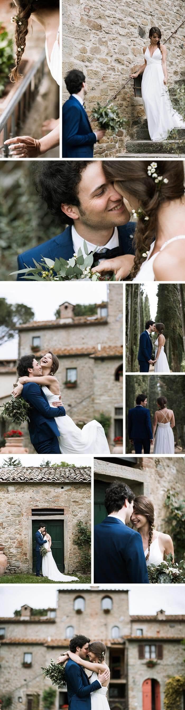 Sukkulenten Hochzeit Brautpaar