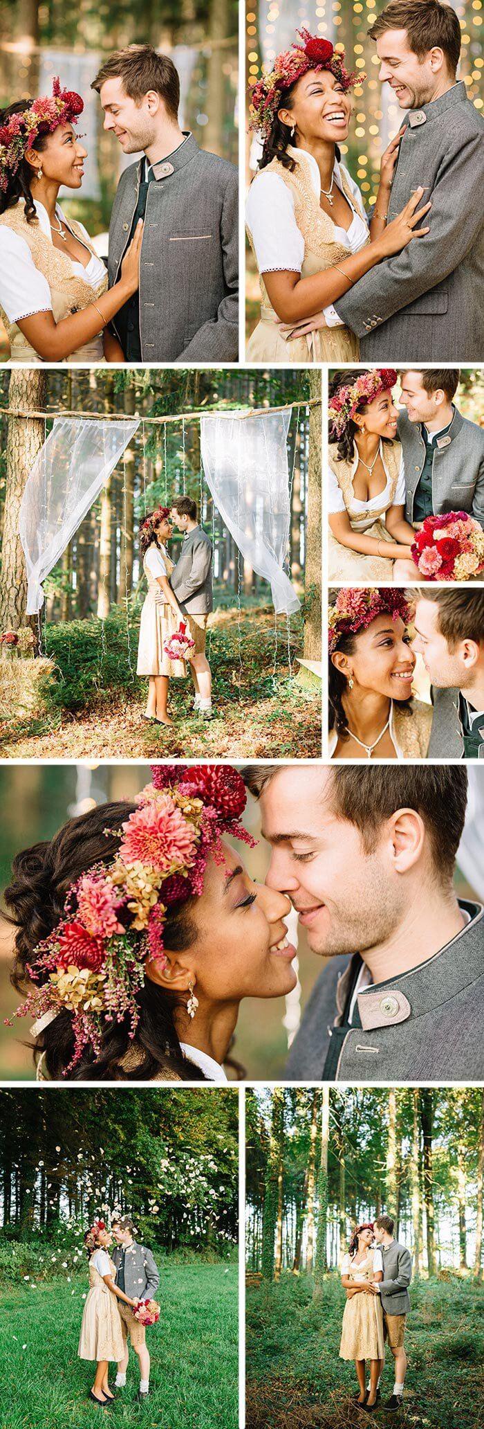 Heiraten im Grünen