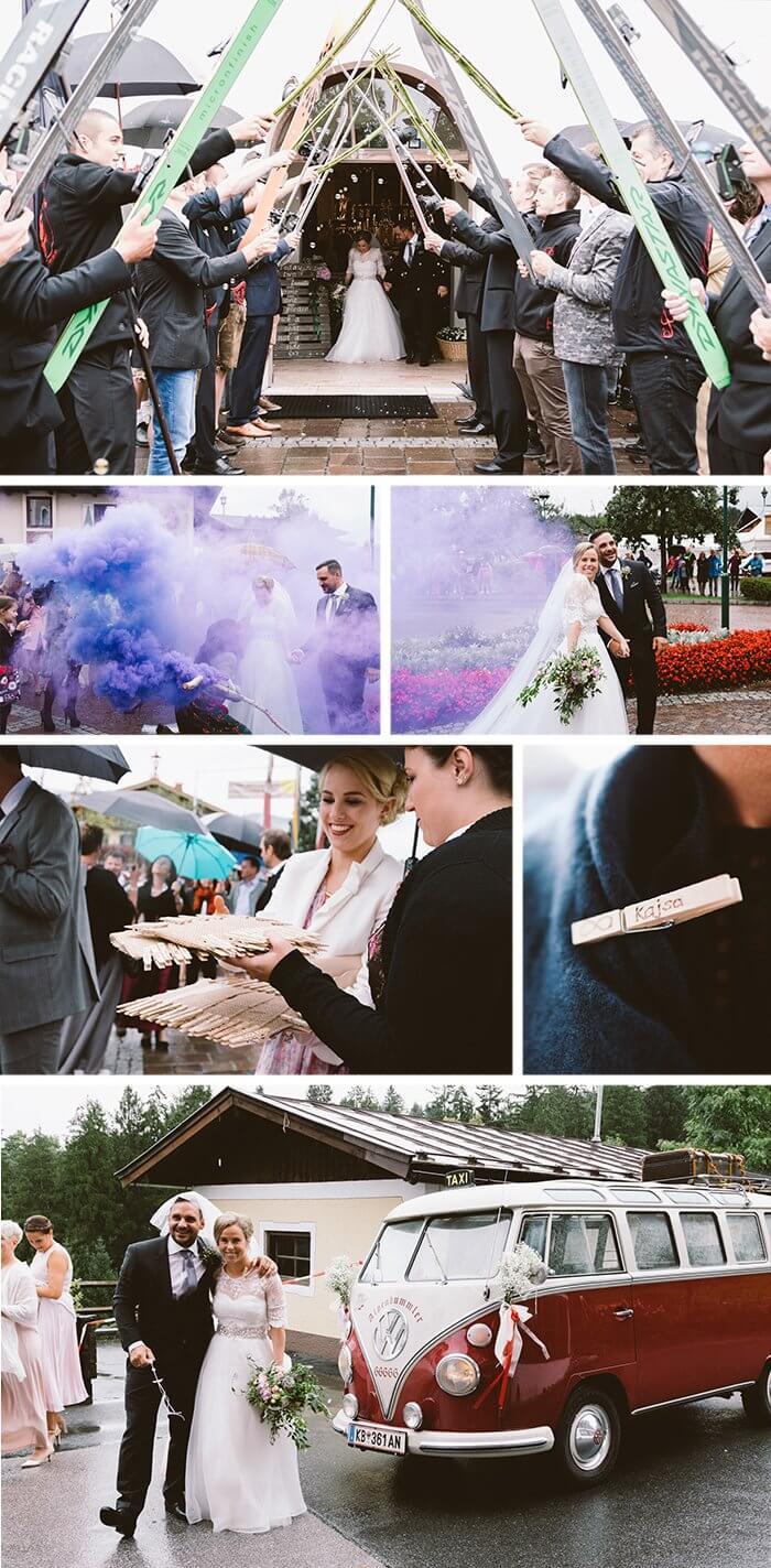 Hochzeitsbräuche Österreich