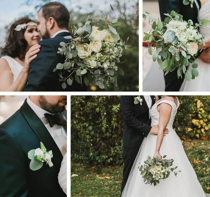 Hochzeitsblumen September