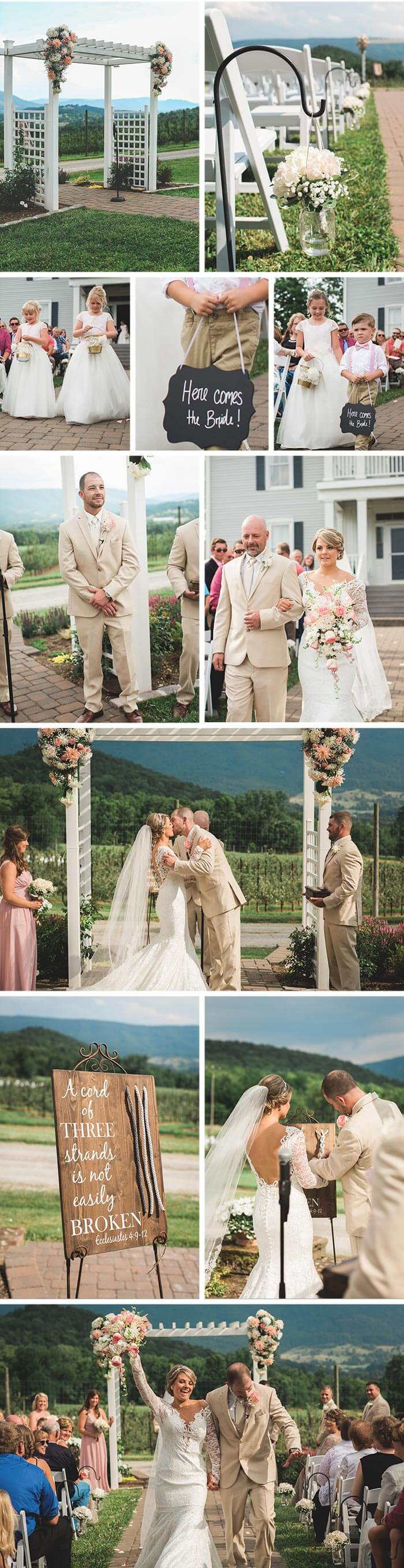 Hochzeitsdeko Rose