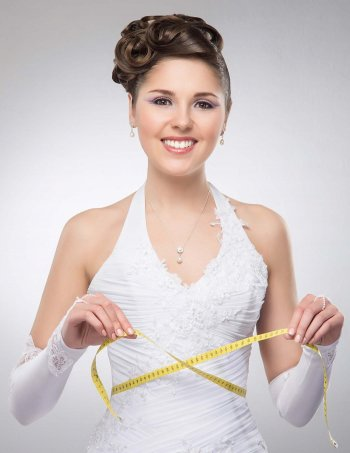 Abnehmen vor Hochzeit