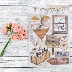 Hochzeit Sticker