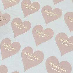 Sticker für Hochzeit