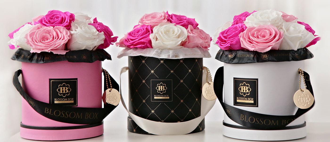 Blumenbox Hochzeit
