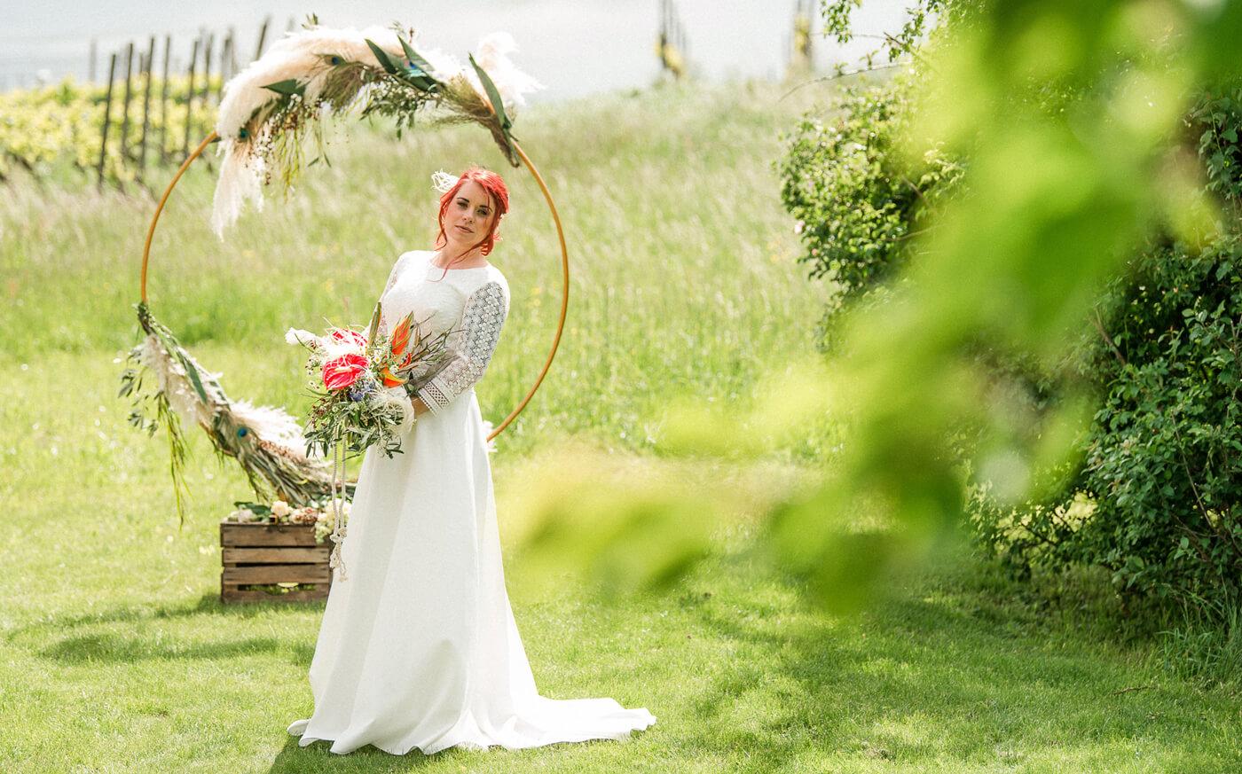 Boheme Hochzeit
