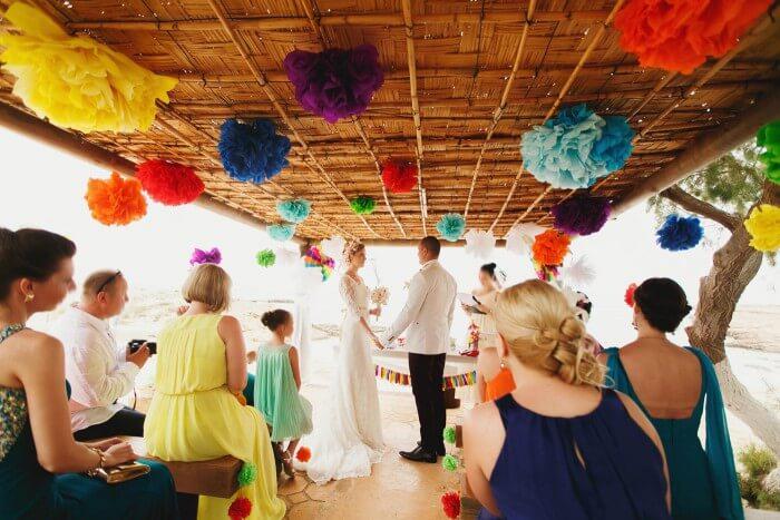 Boho Hochzeitslocation