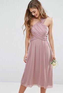 Brautjungfernkleider Rose