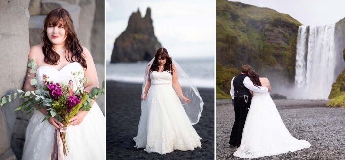 Hochzeitskleider Größe 52