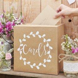Box Grußkarten Hochzeit