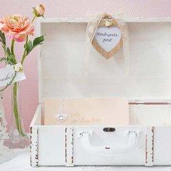 Vintage Briefbox Hochzeit