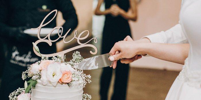 Torten Topper Hochzeit