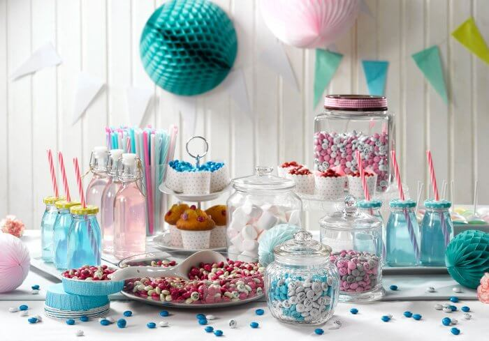 Candybar Beispiel