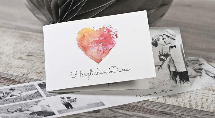 Text Danksagung Hochzeit
