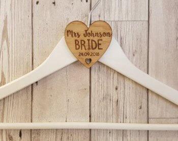 Kleiderbügel Braut kaufen